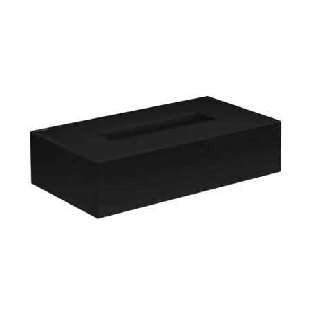 Axor Universal Circular Pudełko na chusteczki czarny mat 42873670