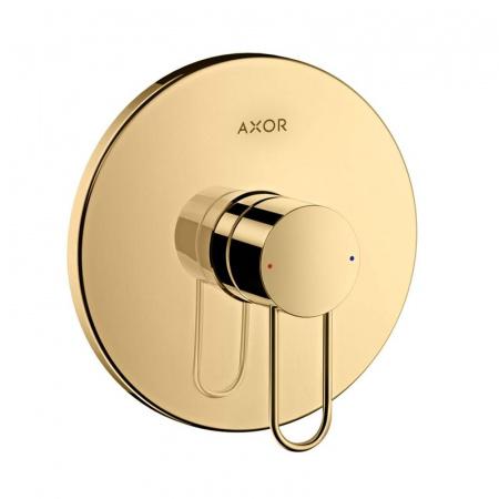 Axor Uno Loop Bateria prysznicowa podtynkowa mosiądz polerowany 38626930