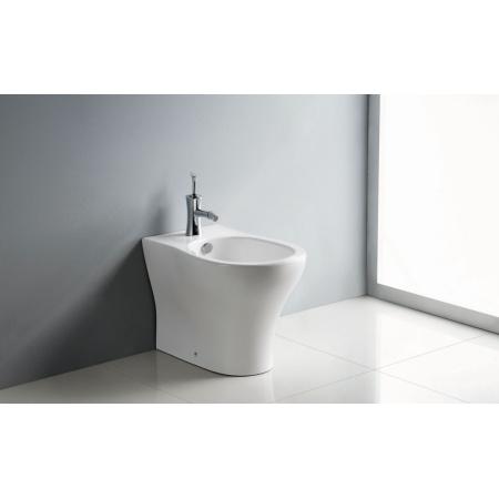 Bathco Formentera Bidet stojący 51x35,5x37 cm, biała 4508