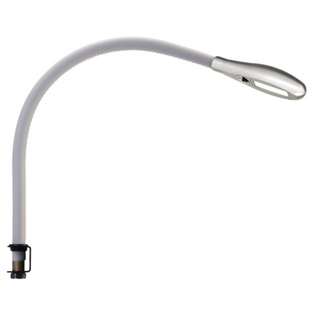 Beadlight Cirrus Over the Bedhead Kinkiet 50x3,2x60,8 cm IP44 LED, biały BE/CIR/OTB/CL/AN/OW
