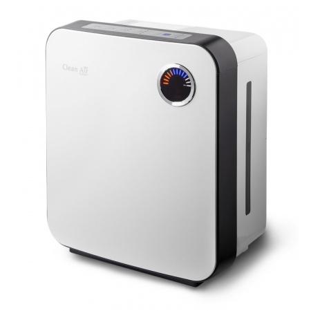 Clean Air Optima Oczyszczacz z nawilżaczem powietrza, biały/czarny CA-807