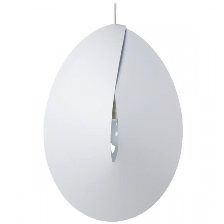 Black+Blum Lampa sufitowa 26x11x36 cm, biała SD001
