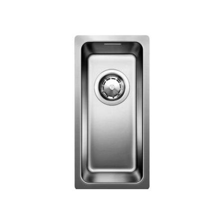 Blanco Andano 180-U Zlewozmywak stalowy jednokomorowy 22x44 cm bez korka automatycznego stalowy 522952