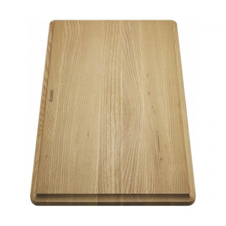 Blanco Faron XL 6 S Deska drewniana 46,5x28,5 cm, jesionowy 237118