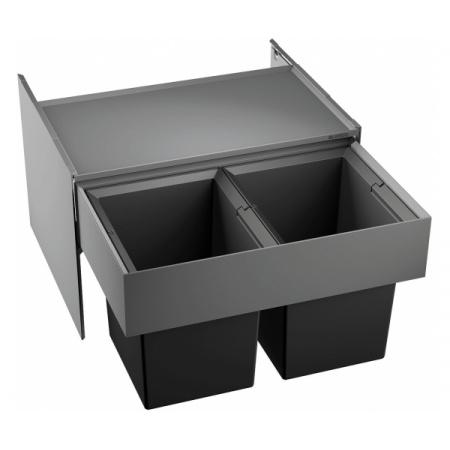 Blanco Select Compact Sortownik na odpady, czarny 523020