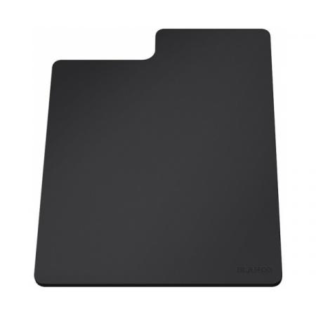 Blanco SityPad Deska z tworzywa 25,9x20 cm, lava grey, szary 235900