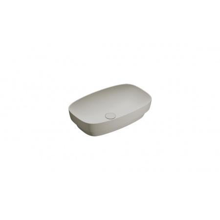Catalano Green Lux Umywalka nablatowa lub wpuszczana w blat 60x38 cm cement mat 160AGRLXCS