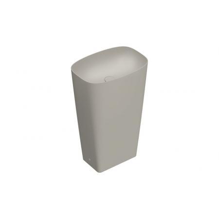 Catalano Green Lux Umywalka wolnostojąca 55x38 cm cement mat 1FRGRLXCS