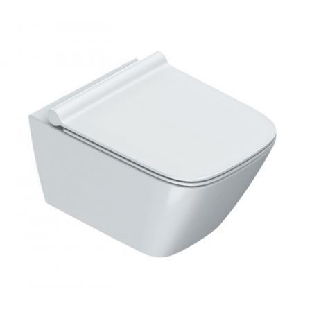 Catalano Green Toaleta WC podwieszana 50x37 cm Newflush bez kołnierza biała 1VS50RGR00