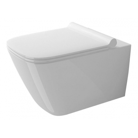 Catalano Green Toaleta WC podwieszana 55x37 cm Newflush bez kołnierza 1VS55RGR00
