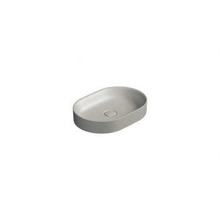 Catalano Horizon Umywalka nablatowa 50x35 cm cement mat 150AHZCS