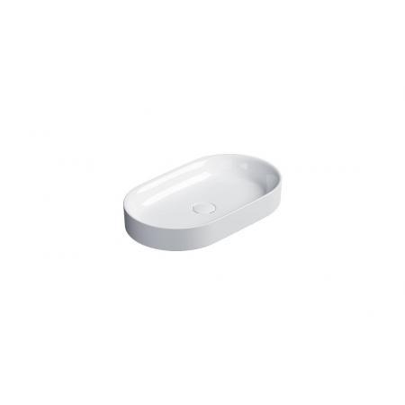 Catalano Horizon Umywalka nablatowa 60x35 cm biała 160AHZ00