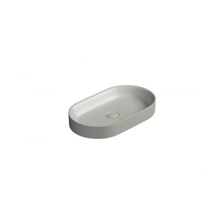 Catalano Horizon Umywalka nablatowa 60x35 cm cement mat 160AHZCS