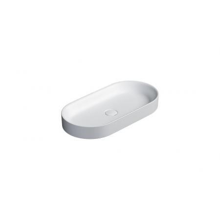Catalano Horizon Umywalka nablatowa 70x35 cm biały mat 170AHZBM