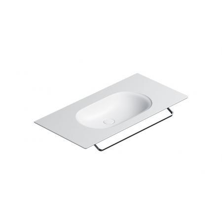Catalano Horizon Umywalka wisząca lub meblowa 100x50 cm biały mat 1100HZBM