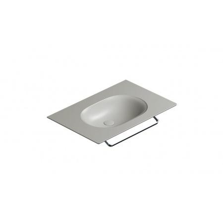 Catalano Horizon Umywalka wisząca lub meblowa 75x50 cm cement mat 175HZCS