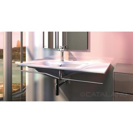 Catalano Impronta Reling do umywalki 80 cm, chrom 5P80IM00
