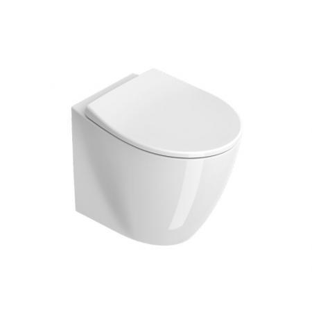 Catalano Italy Toaleta WC stojąca 52x37 cm bez kołnierza biała 1VP52RIT00