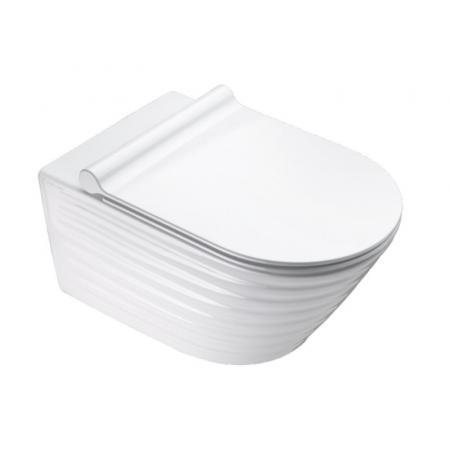 Catalano New Zero Classy Toaleta WC podwieszana 55x35 cm bez kołnierza biała 1VS55RZE00