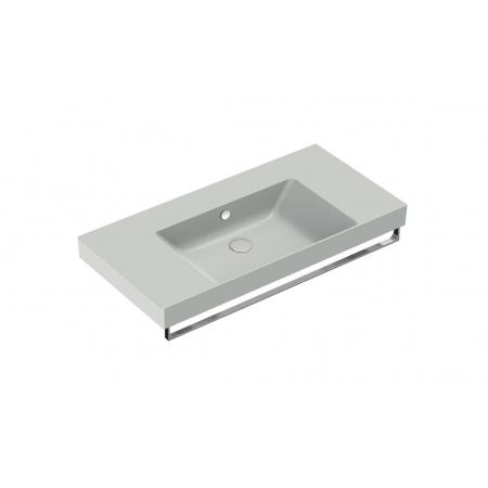 Catalano New Zero Umywalka wisząca lub meblowa 100x50 cm cement mat 110ZEUPCS