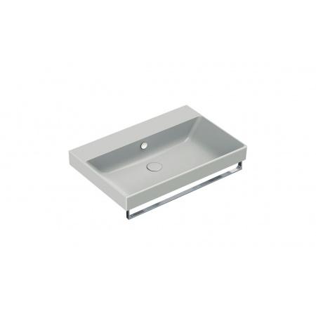 Catalano New Zero Umywalka wisząca lub meblowa 75x50 cm cement mat 175ZPCS