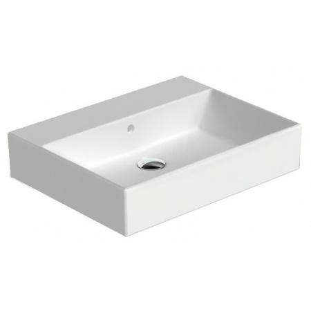 Catalano Premium Umywalka 60x47 cm z 1 otworem i powłoką CataGlaze, biała 160VP00OT / 60VP