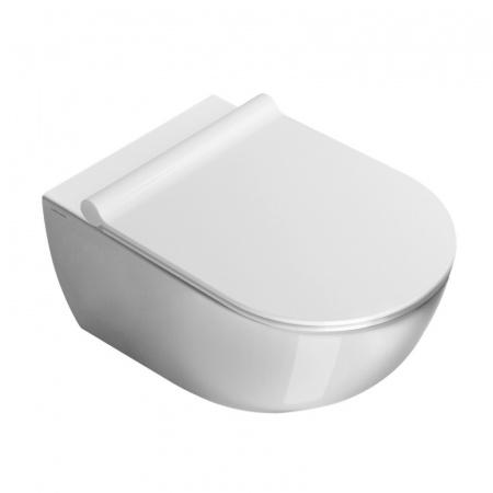 Catalano Sfera Miska wisząca 50x35 cm z powłoką CataGlaze, biała 1VSS5000 / VSS50