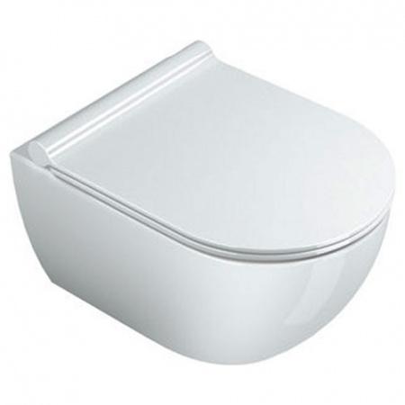 Catalano Sfera Toaleta WC podwieszana 35x54 cm z powłoką CataGlaze, biała 1VSF54A00