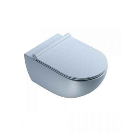 Catalano Sfera Toaleta WC podwieszana 54x35 cm Newflush bez kołnierza satin blue 1VSF54RAS