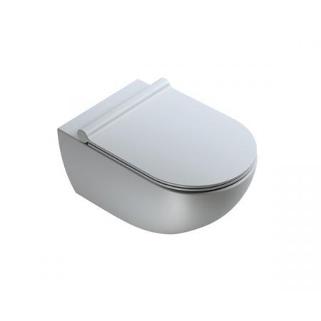 Catalano Sfera Toaleta WC podwieszana 54x35 cm Newflush bez kołnierza satin cement 1VSF54RCS