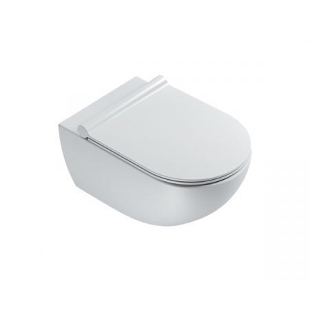 Catalano Sfera Toaleta WC podwieszana 54x35 cm Newflush bez kołnierza satin white 1VSF54RBM
