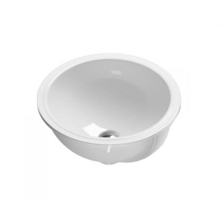 Catalano Canova Royal Umywalka podblatowa 40 cm z powłoką biała 1SO4000