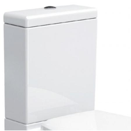 Catalano Velis Spłuczka kompaktowa 36x15 cm z pokrywą, biała 1CMVSJ00