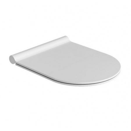 Catalano Impronta/Sfera/Zero Deska WC wolnoopadająca Slim, biała 5SCSTP000