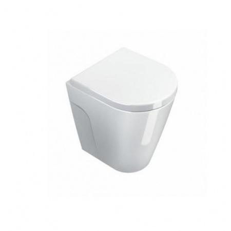 Catalano Zero Miska WC stojąca 35x45 cm z powłoką CataGlaze, biała 1VP4500