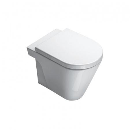 Catalano Zero Toaleta WC stojąca 35x55 cm z powłoką CataGlaze, biała 1VP5500