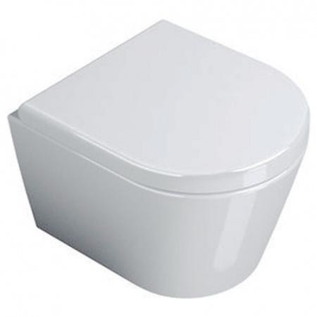 Catalano Zero Toaleta WC podwieszana 45x35 cm z powłoką CataGlaze, biała 1VSV45N00/VSV45N
