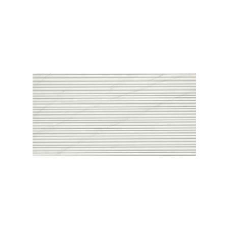 Ceramiche Piemme Marmi Reali Linea Carrara Mat Gres Płytka ścienna 30x60 cm, biała CPMRLCMPS30X60B