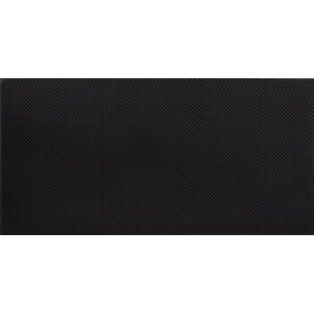 Ceramstic Alchemia Nero Płytka ścienna 60x30 cm, czarna GL-79