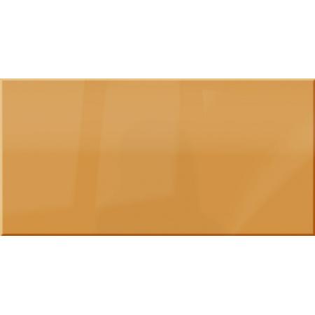 Ceramstic Dekoracje szklane Citrus Płytka ścienna 60x30 cm, pomarańczowa DS-72