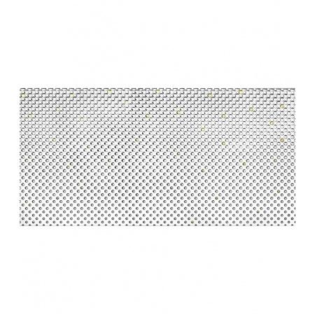 Ceramstic Opp! Dot Dekor 60x30 cm, srebrny DGL-172DOT