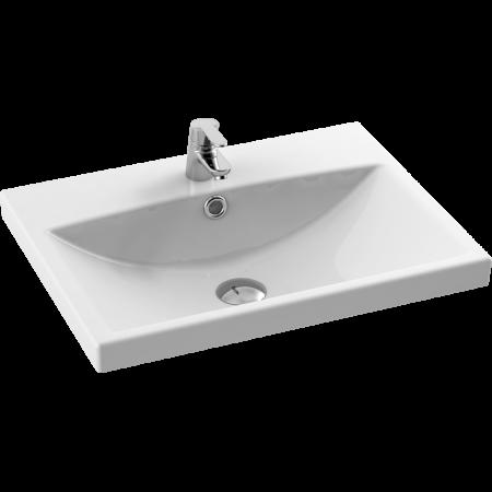 Cerastyle Elite Umywalka wisząca 60x45x16,5 cm, biała 032000-U