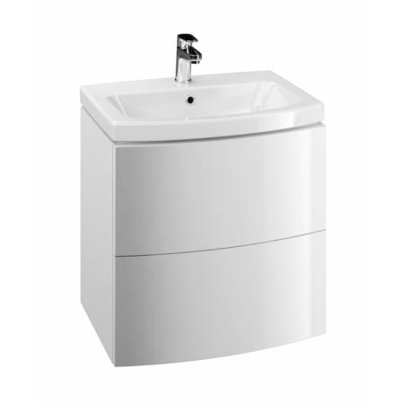 Cersanit Easy Szafka podumywalkowa 59x40x57 cm, biała S573-006
