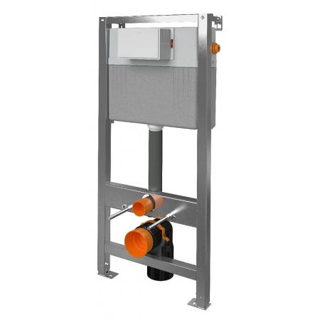Cersanit Aqua 72 Quick Fix Slim Stelaż podtynkowy do WC do płytkiej zabudowy S97-050