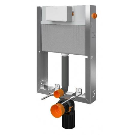 Cersanit Aqua Seria 9 Stelaż podtynkowy do WC do wmurowania w ścianę S97-052