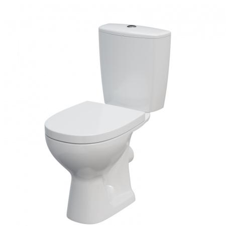 Cersanit Arteco Toaleta WC kompaktowa 35,5x63,5x74 cm z deską duroplastową, biała K667-015