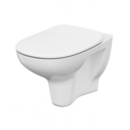 Cersanit Arteco Toaleta WC podwieszana 52,8x35,5 cm CleanOn z deską wolnoopadającą, biała S701-180