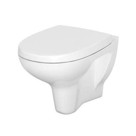 Cersanit Arteco Toaleta WC podwieszana 52,8x35,5 cm CleanOn z deską zwykłą, biała S701-179