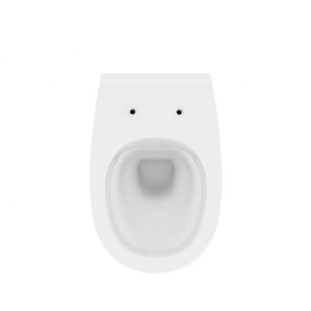 Cersanit Arteco Toaleta WC podwieszana 52,8x35,5 cm CleanOn z deską wolnoopadającą, biała S701-178