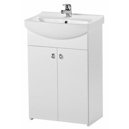 Cersanit Bianco Szafka podumywalkowa 46x32x79 cm biała S509-032-DSM